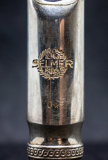 Selmer Vintage Selmer Metal Scroll Shank Metal Soloist Tenor Mouthpiece