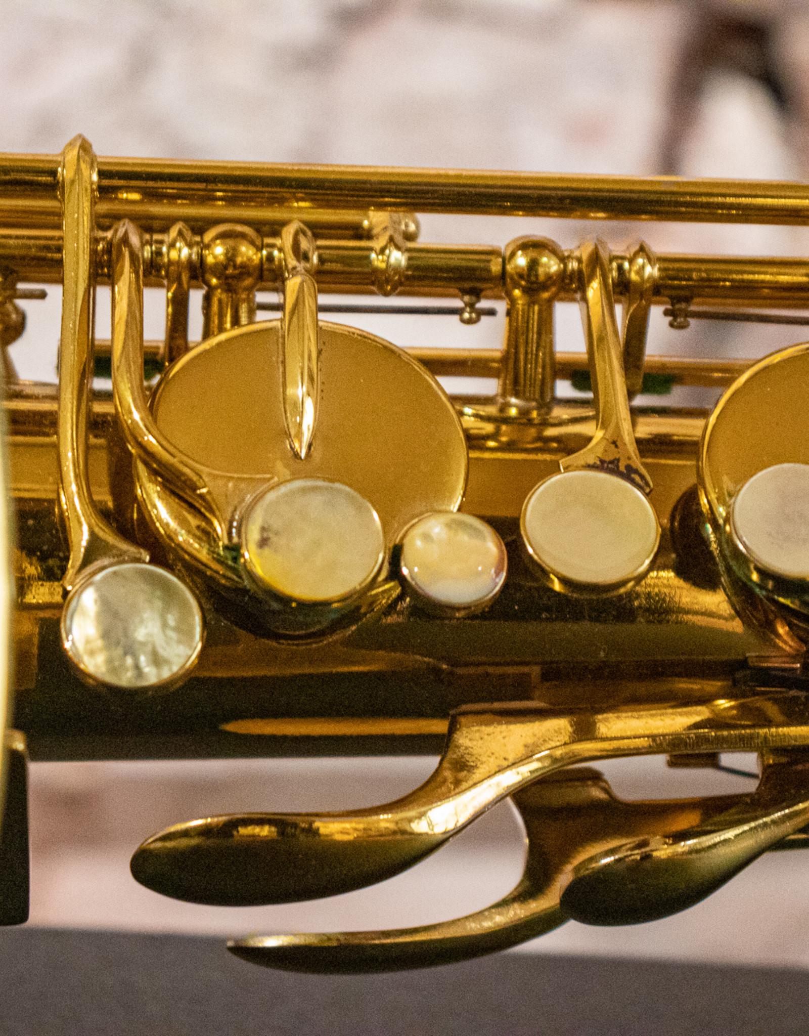 Buescher 1951 Buescher Aristocrat Series III Baritone Saxophone