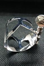 BG France BG France Silver Plated Tenor Sax Ligature L47