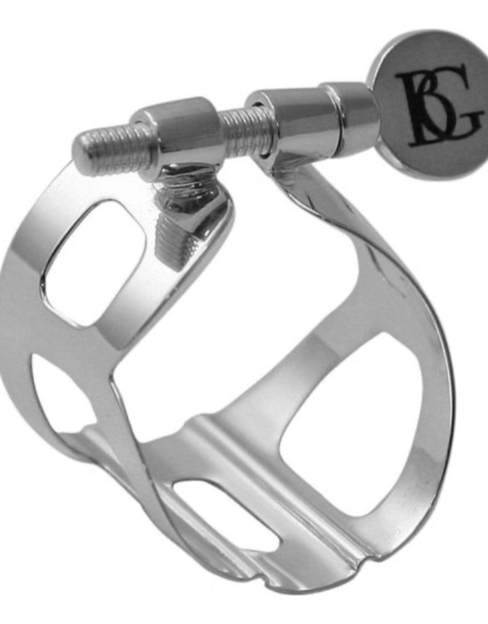 BG France BG France Tradition Silver Plated Alto Sax Ligature L17