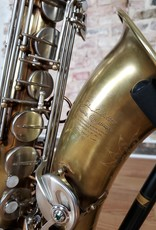 JL Woodwinds New York Signature Series Unlacquered Tenor with Brushed Nickel Keys