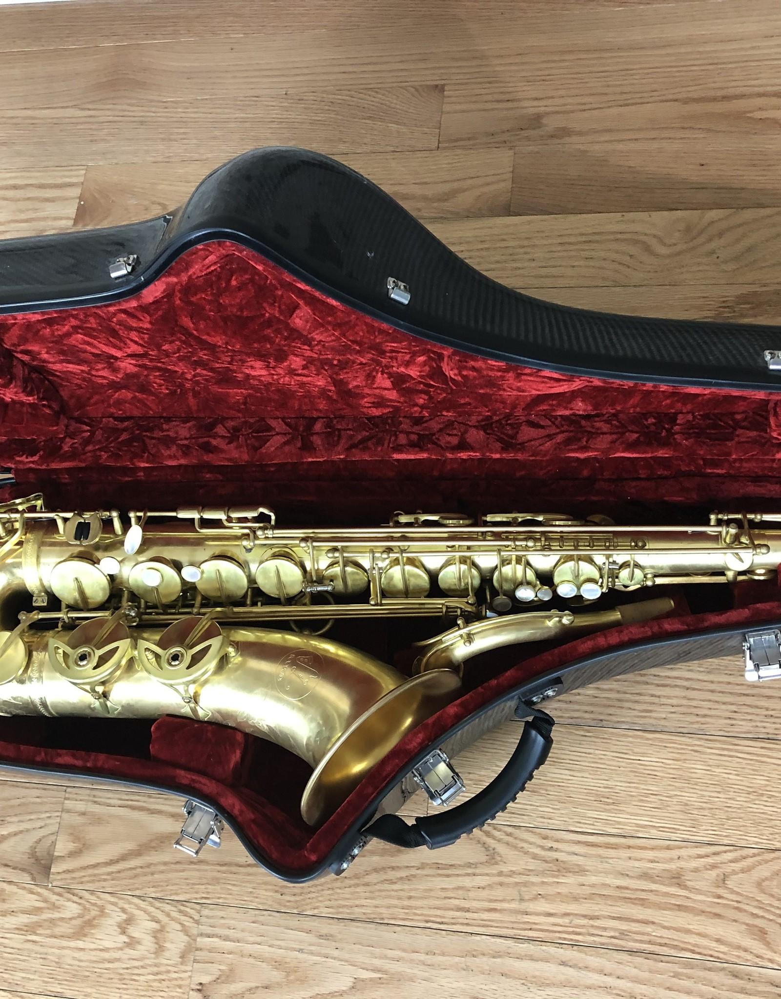 JL Woodwinds Custom Made Carbon Fiber Tenor Sax Case