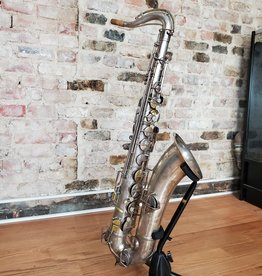 Conn Conn New Wonder Series II Tenor Silver Plated 1926
