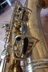 Conn 1933 Conn 12M Transitional Baritone Low Bb Saxophone with Rolled Tone Holes 254XXX Overhauled!