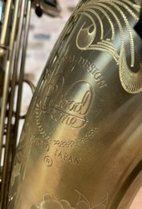 "Ishimori Ishimori Wood Stone Tenor Saxophone ""New Vintage"" V-AF Model / with high F# key"