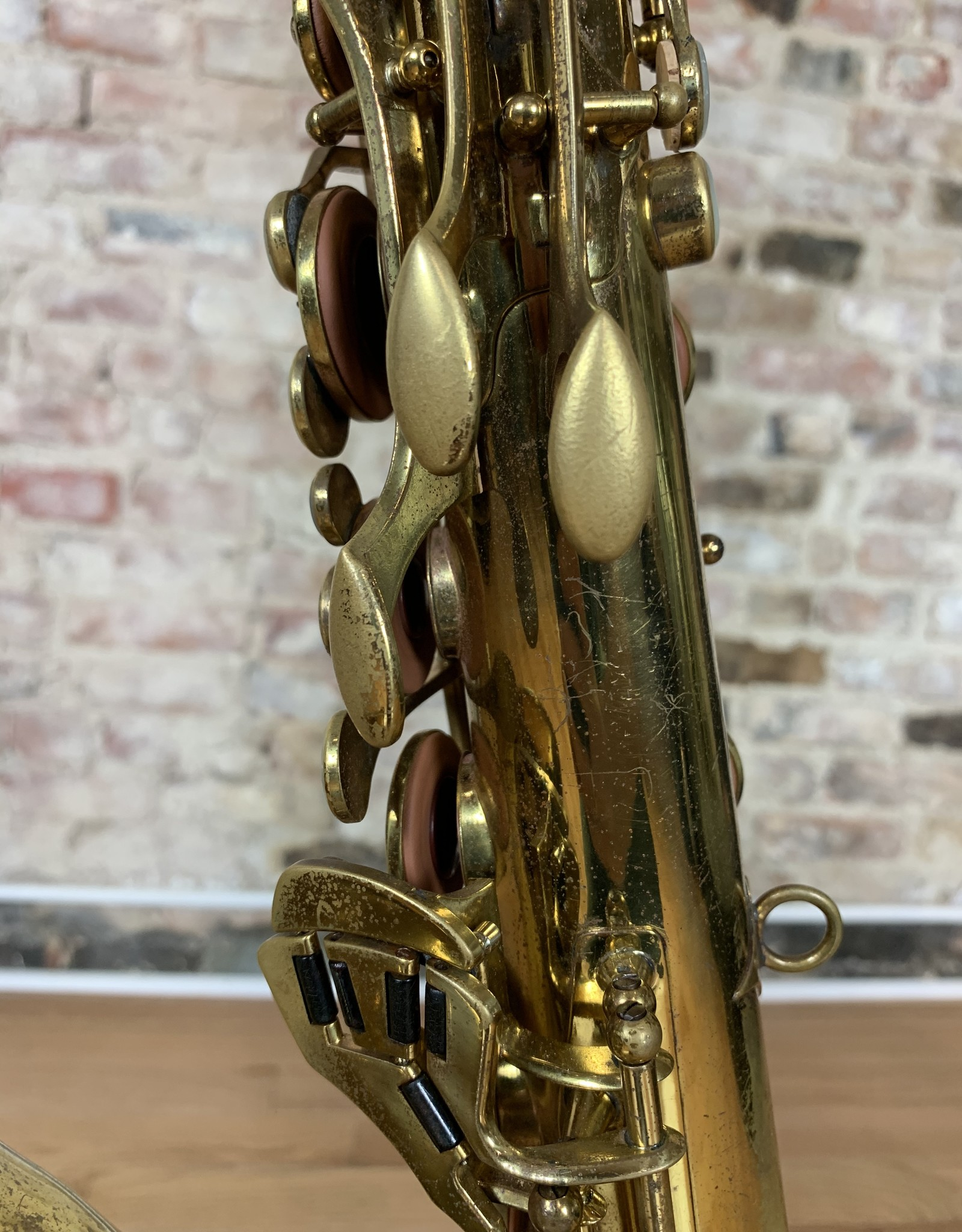 SML SML Strasser Marigaux and Lemaire Revision D Tenor Saxophone