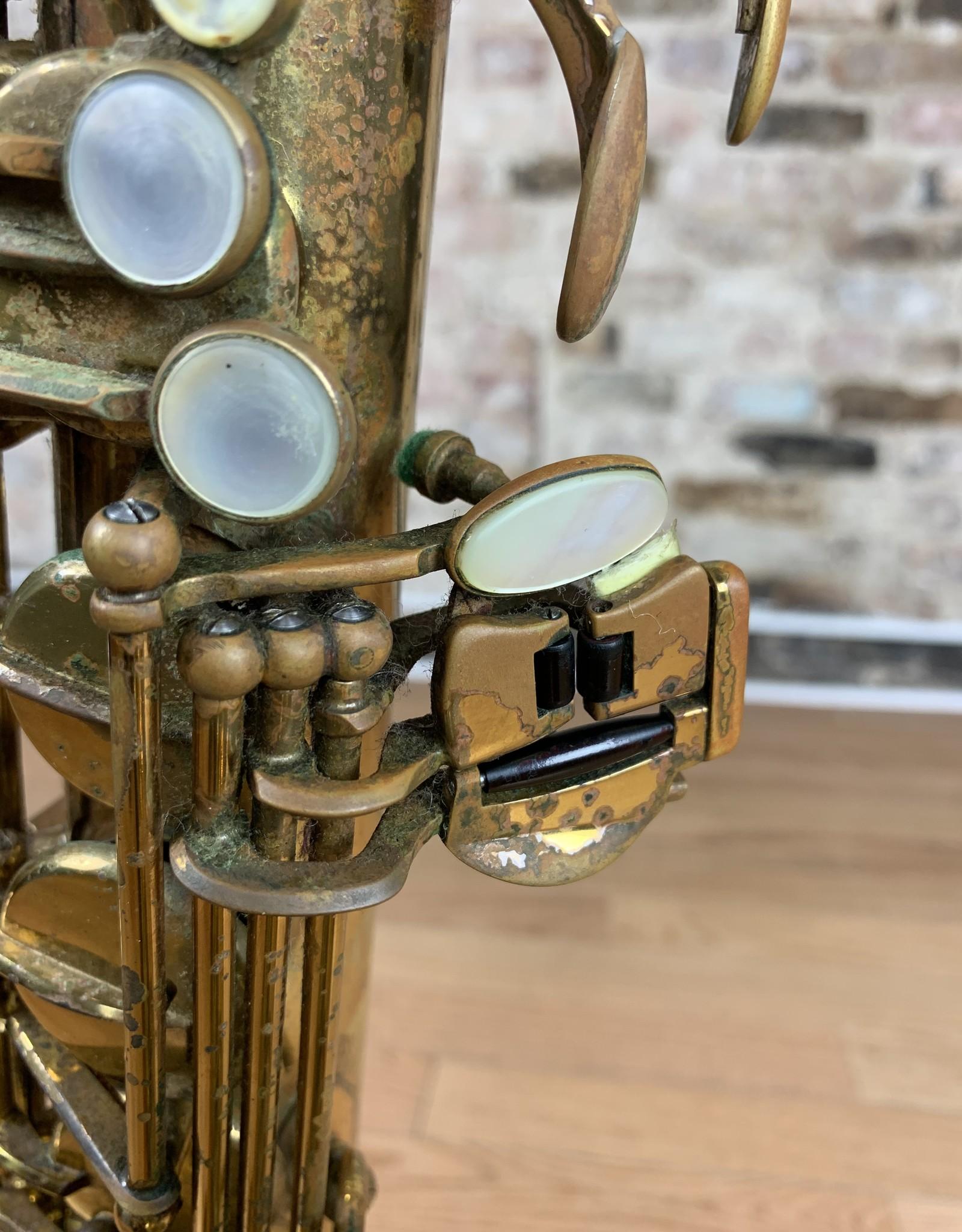 Selmer Selmer Mark VI Tenor 166xxx Original Lacquer Tenor Saxophone!!