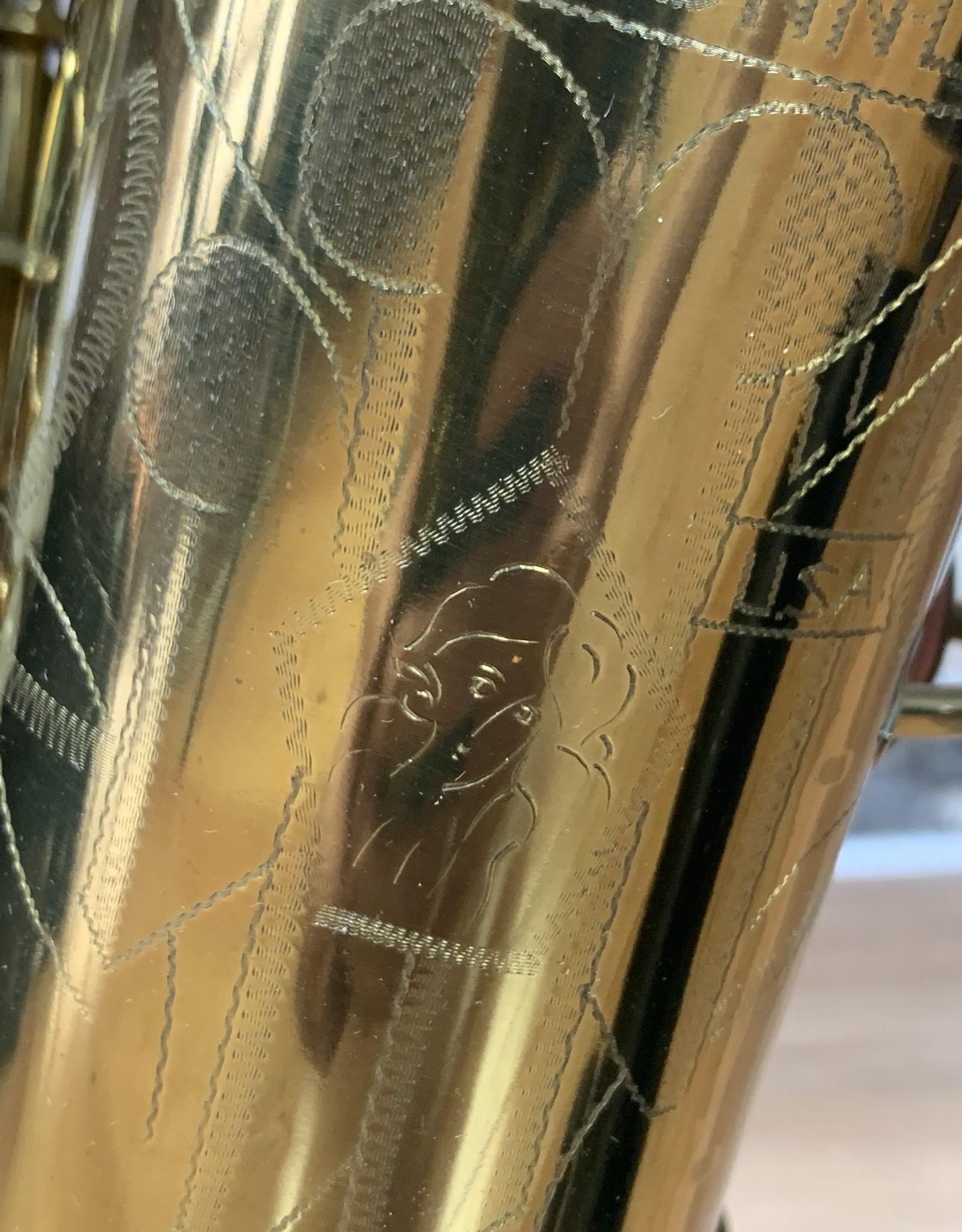 Conn Conn 10M Naked Lady Tenor Saxophone Original Lacquer