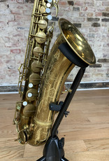 Conn 1935 Conn 10M Naked Lady Tenor with original lacquer fresh overhaul and modified ergonomics!