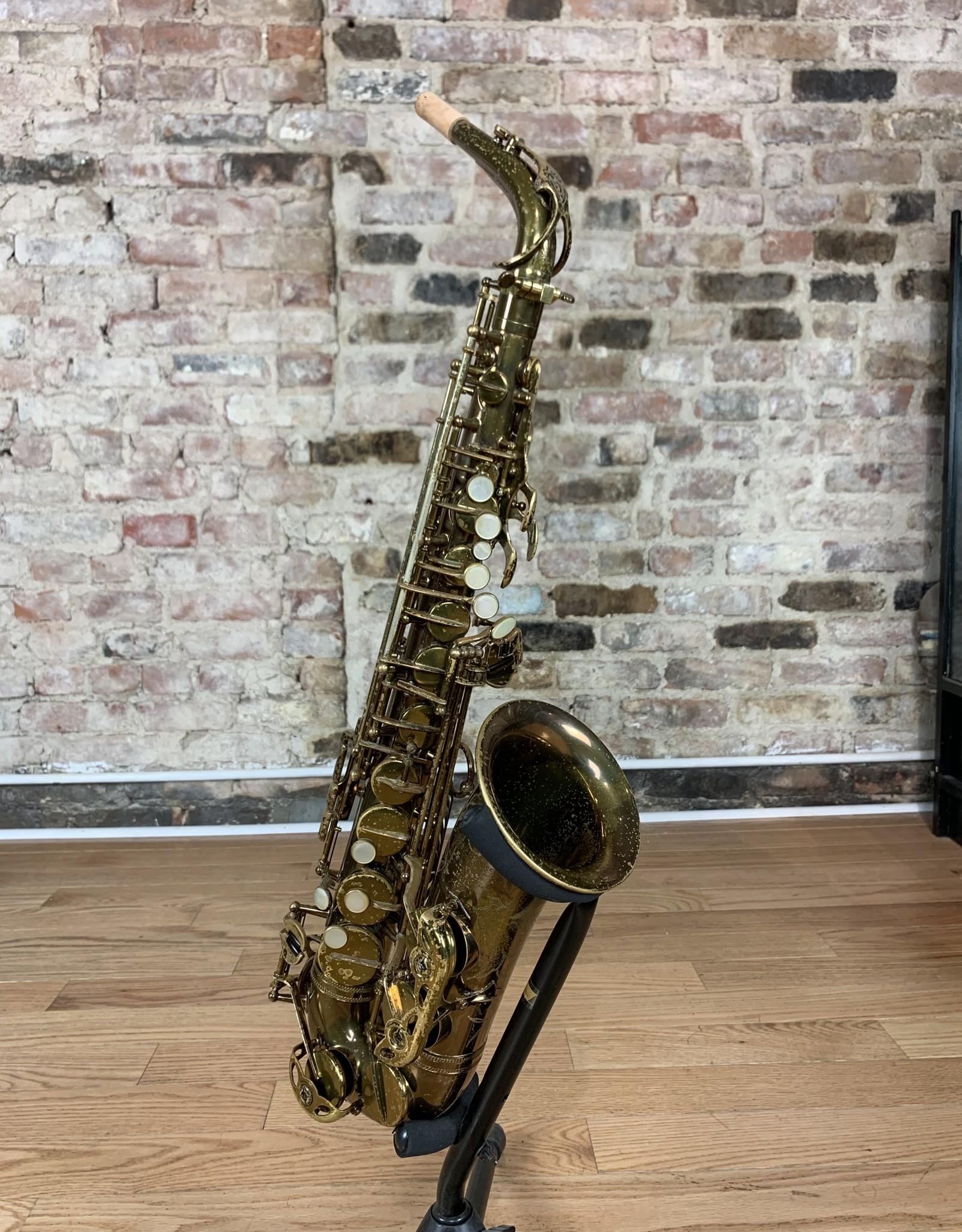 Selmer Selmer Mark VI alto saxophone 79XXX serial number Original Lacquer Fresh Overhaul Original Case Amazing Condition