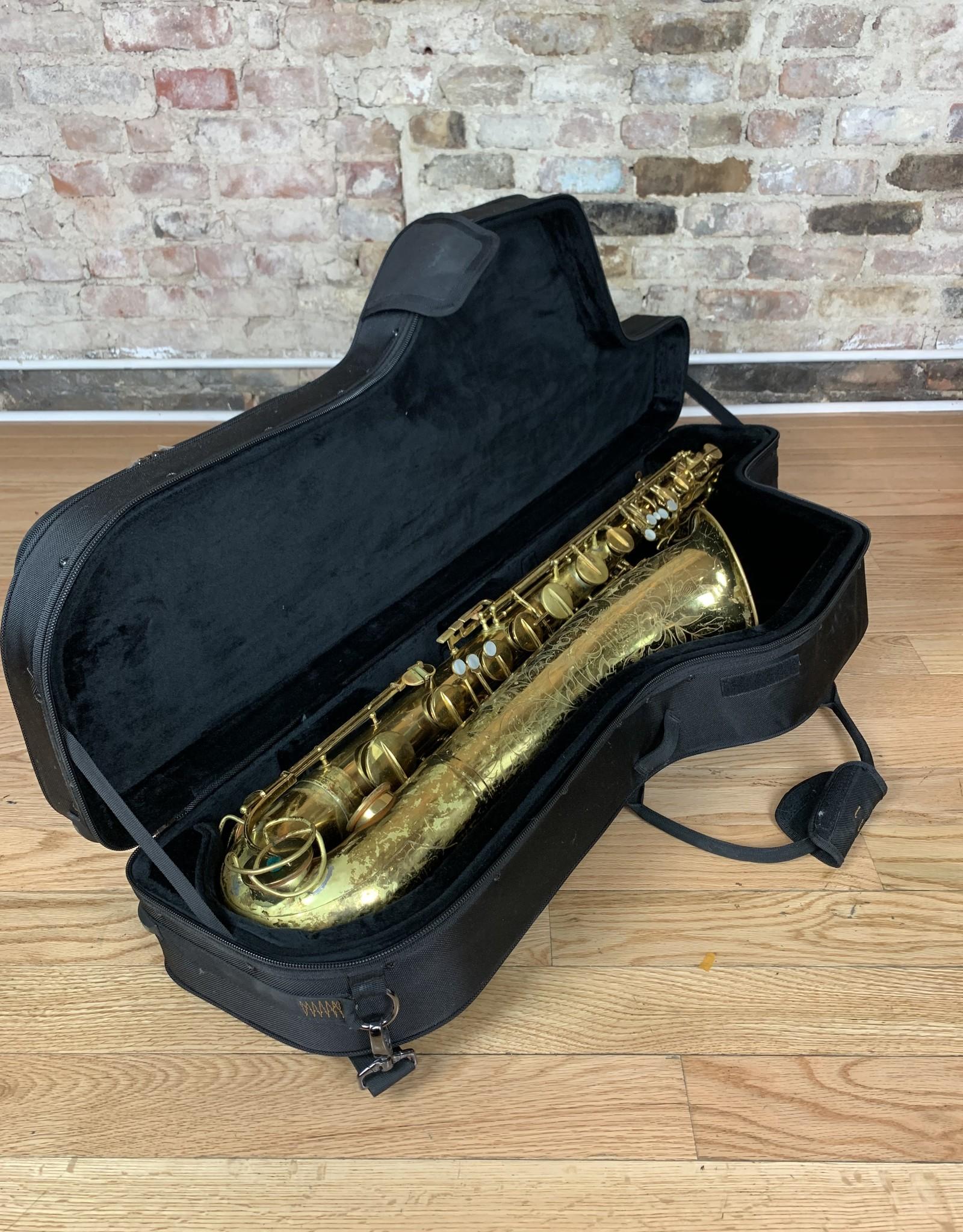 Martin The Martin Committee III Bari Baritone Saxophone Original Lacquer