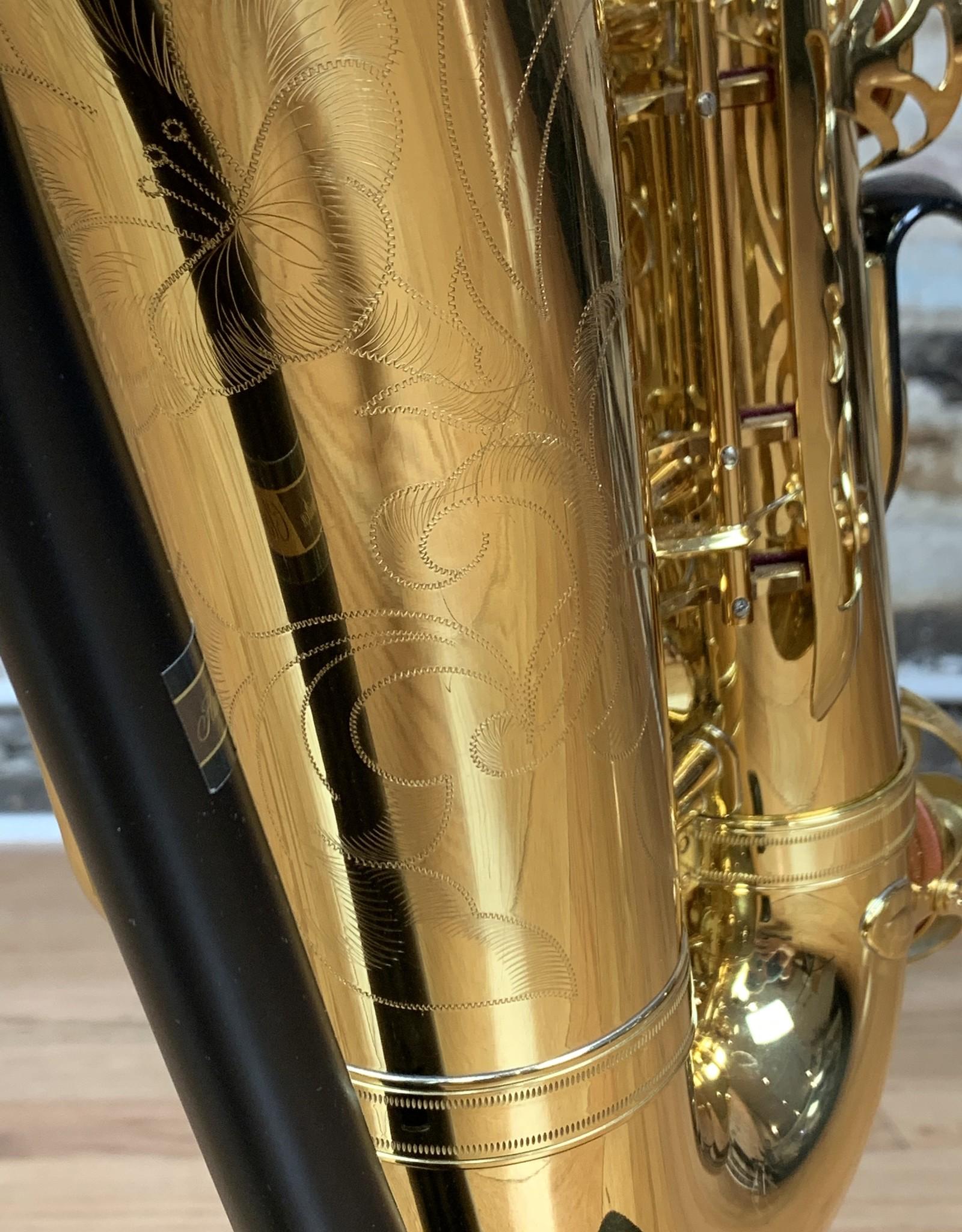 Yamaha Yamaha  YAS 62 Alto saxophone with full shop setup