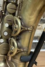 JL Woodwinds New York Signature Series Unlacquered Tenor Saxophone