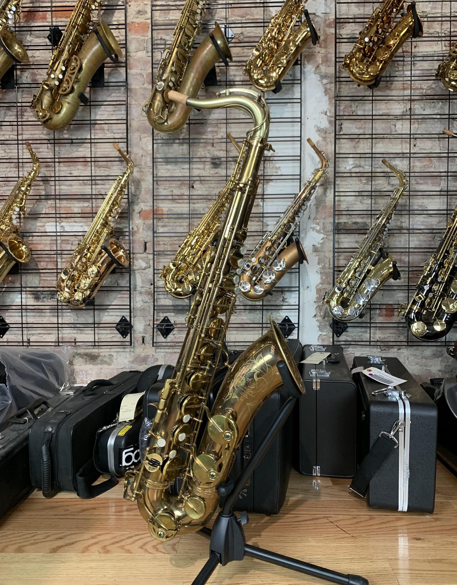 New York Signature New York Signature Tenor Saxophone Neck Unlacquered