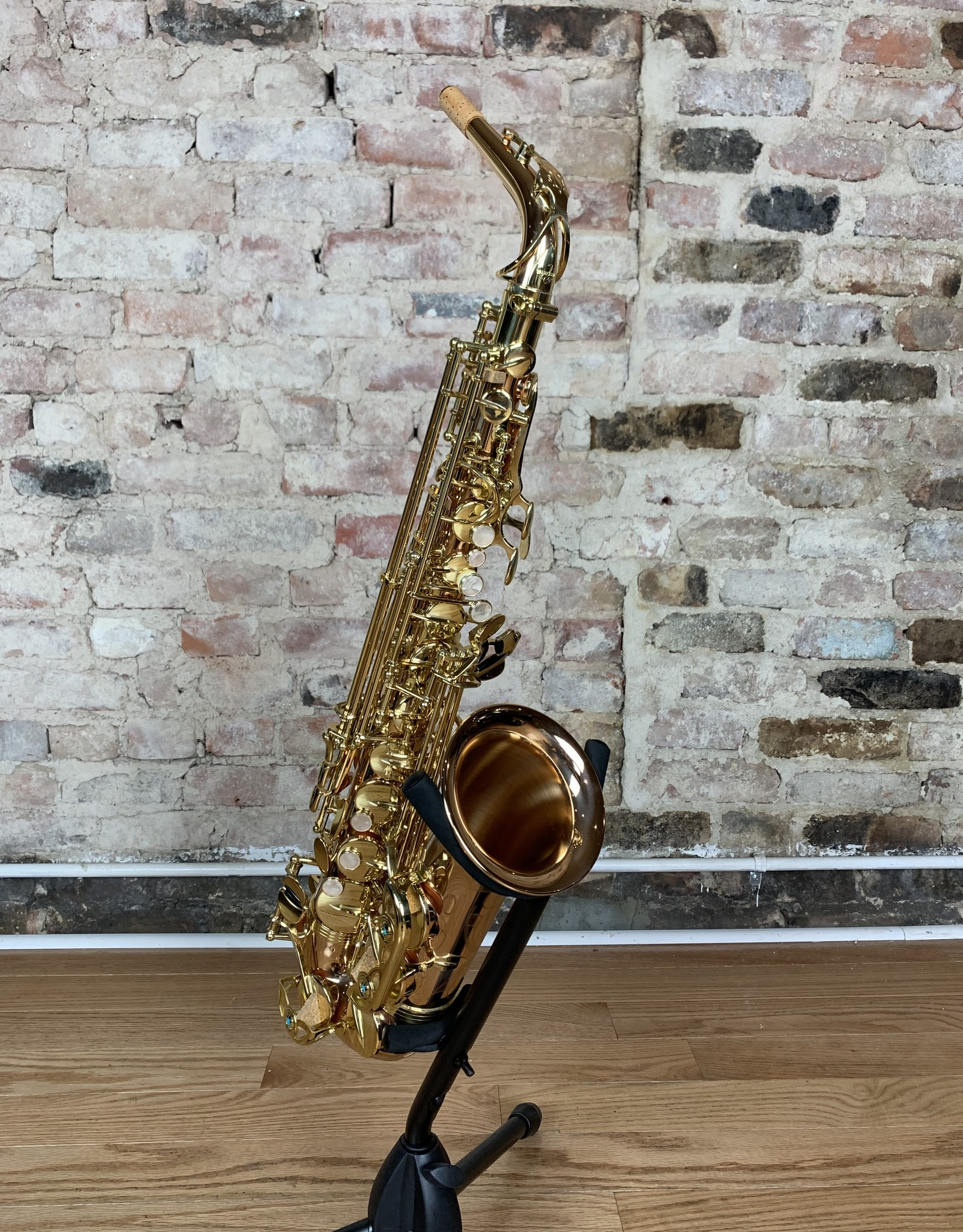 Yanagisawa Yanagisawa AWO2 Alto Saxophone Bronze
