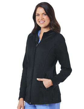 BLAZE Black Blaze Women's Warm Up Jackets 3812