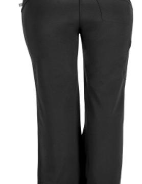 CHEROKEE Low Rise Straight Leg Women's Drawstring Medium Tall Pants 1123AT