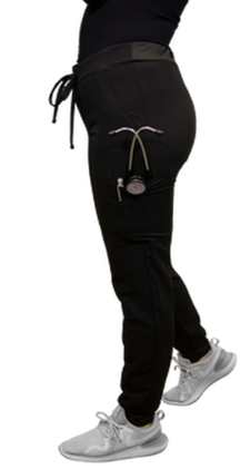 Black Excel Women's Jogger Pants 996