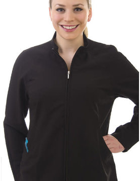 EXCEL Black Excel Women's Jacket 805