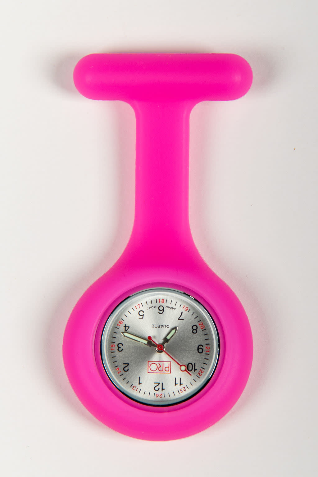 PRO Pink Lapel Watch