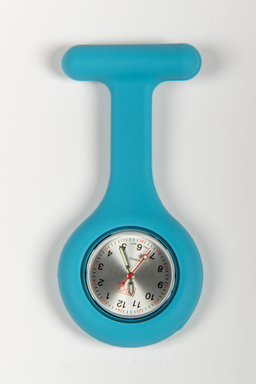 PRO Aquamarine Lapel Watch