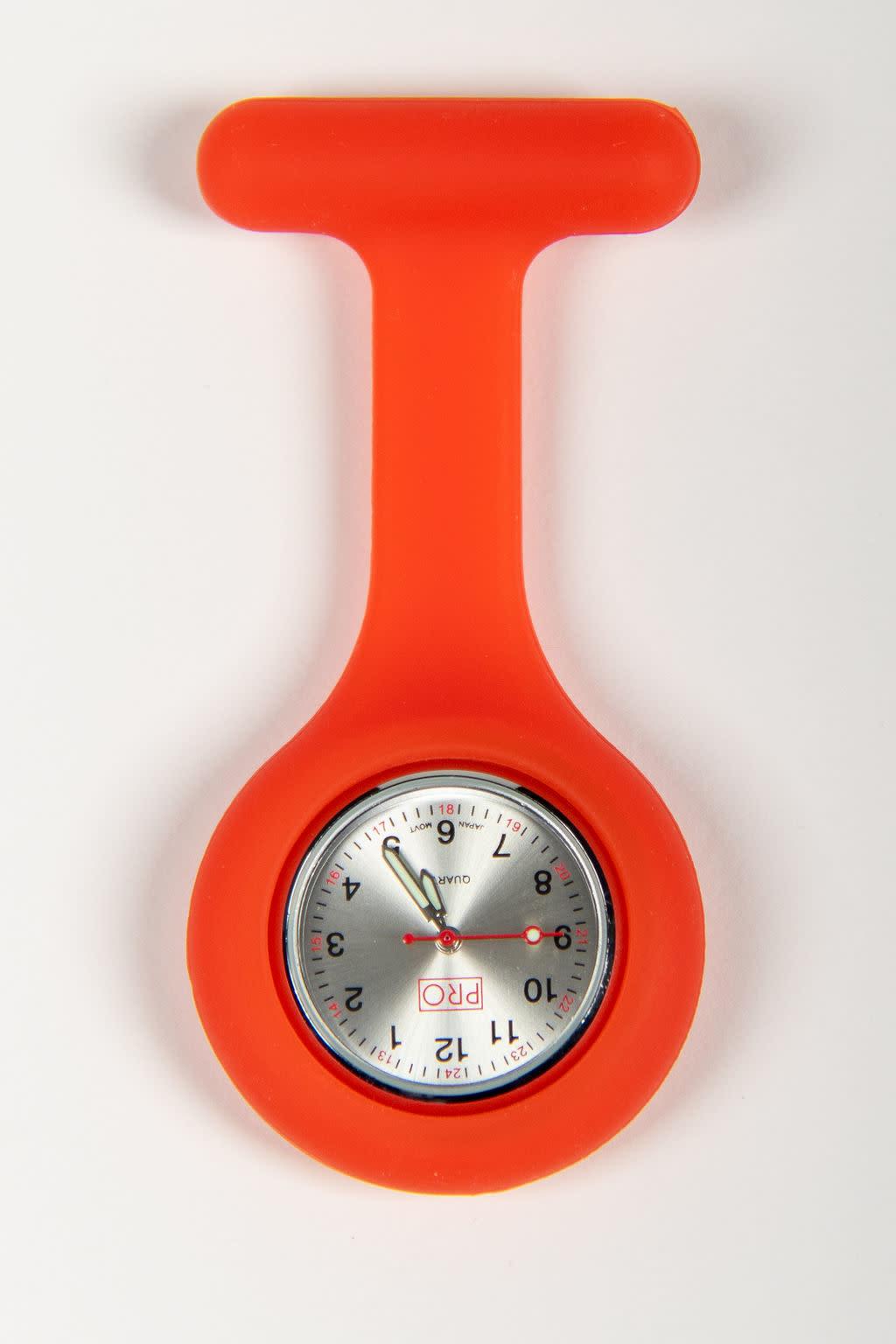 PRO Red Lapel Watch