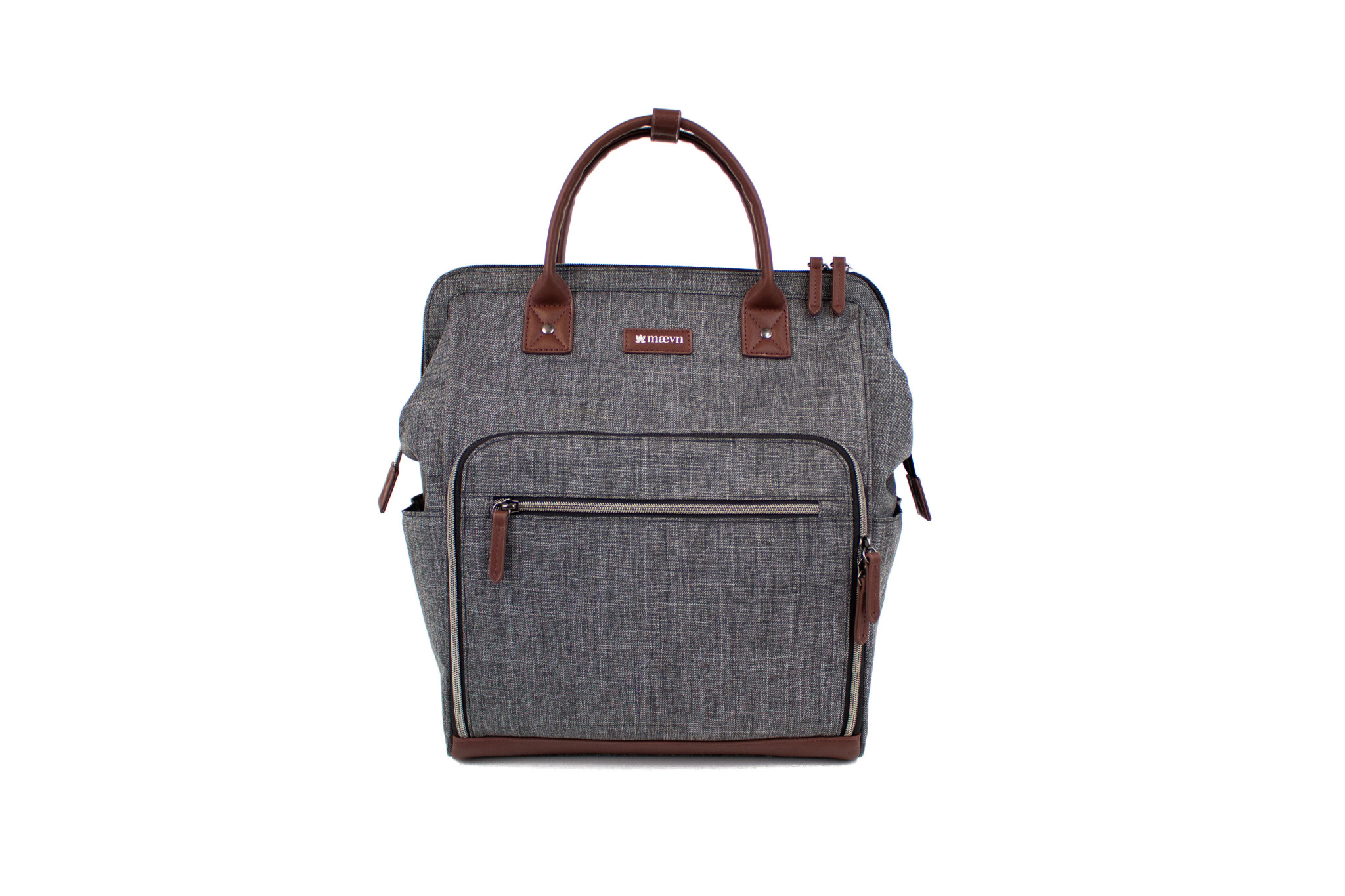 READY GO Clinical Backpacks Heather Grey