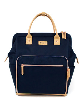 READY GO Clinical Backpacks Navy Blue
