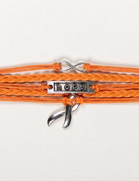 BRACELET Inspirational Bracelets Orange