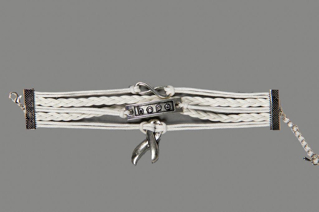 BRACELET Inspirational Bracelets White