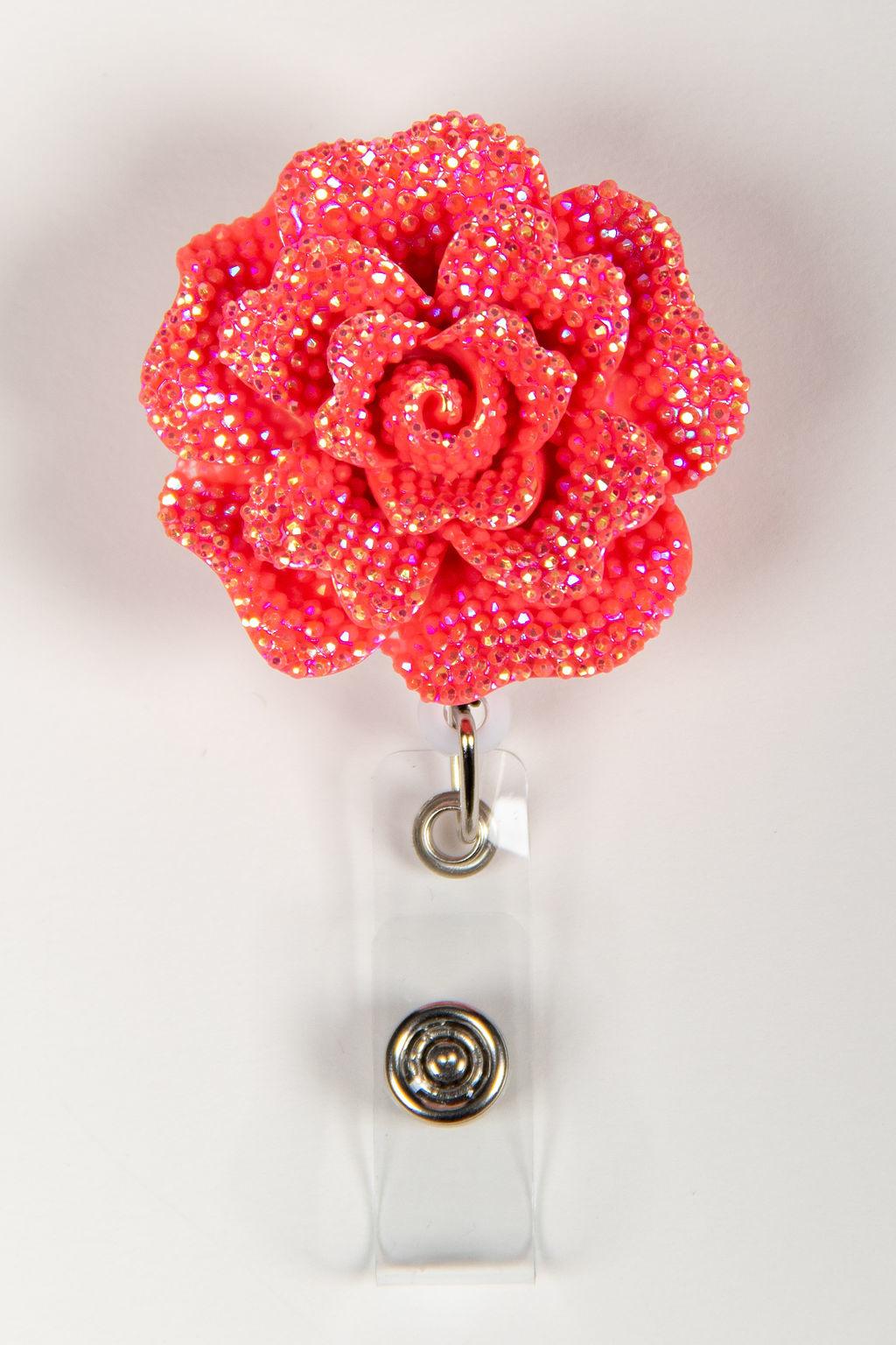 Rose Badge Reels Strawberry