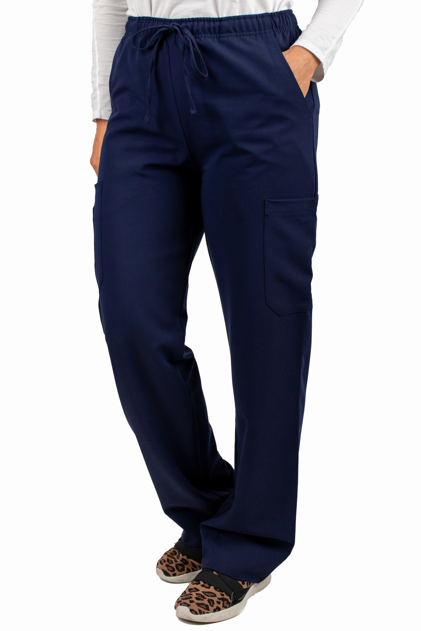 EXCEL Navy Blue Unisex Pants 727