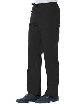 RED PANDA Black Men's Cargo Pants 8206T