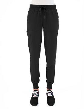 MATRIX IMPULSE Black Yoga Waistband Women's Jogger Pants 8520