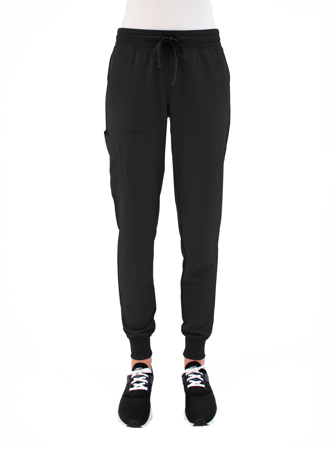 MATRIX IMPULSE Black Yoga Waistband Women's Jogger Pants 8520