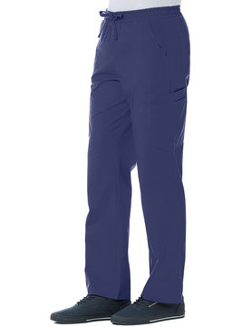 RED PANDA Navy Blue Men's Cargo Pants 8206T