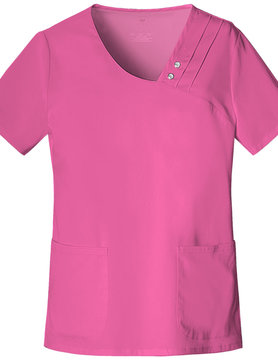 CHEROKEE Fuchsia Crossover V-Neck Top 1999