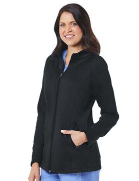BLAZE Blaze Black Women's Warm Up Jacket 3812