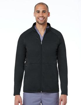 BLAZE Black Blaze Men's Warm Up Jackets 3814