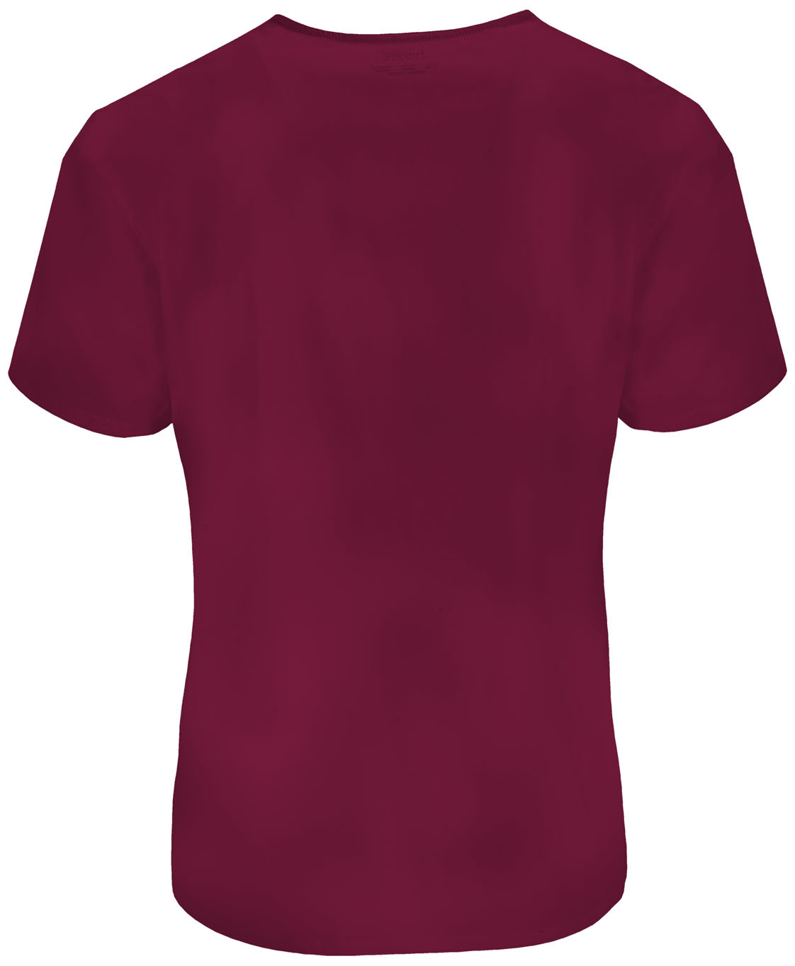 CODE HAPPY Wine Men's V-Neck Top 16600A