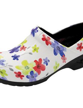 ANYWEAR Anywear Women's Nursing Shoes in Magnificent Meadow