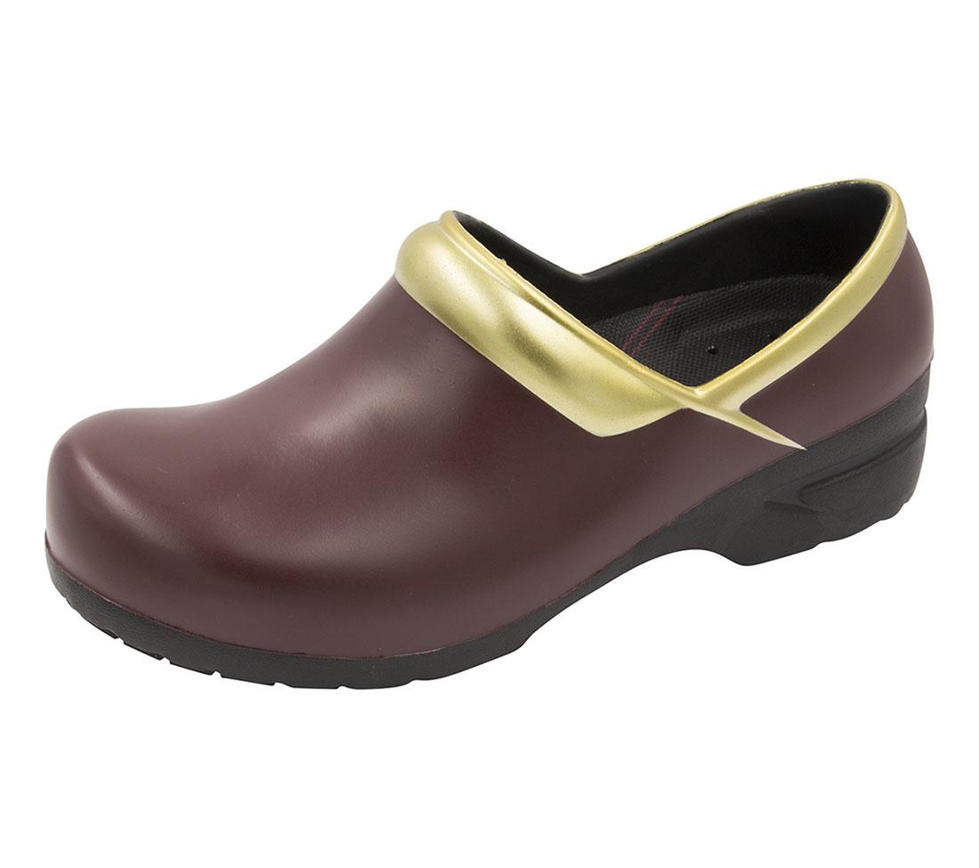 ANYWEAR Anywear Women's Shoes in Burgundy