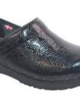 SANITA Sanita Prof Cali Black Women's Nursing Shoes