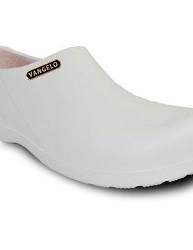 Vangelo Vangelo White Slip Resistant Nursing Shoes