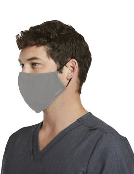 Agion Light Gray Reusable Face Mask CM010