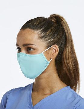 Agion Sky Blue Reusable Face Mask CM010