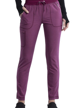 CHEROKEE Pull-on Pant Heather Wine CK135A