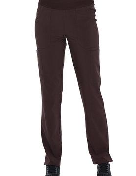 DICKIES Dickies Espresso Pull-On Women's Scrub Pants DK005