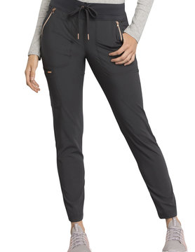 CHEROKEE Drawstring Pants Pewter CK055 Tall