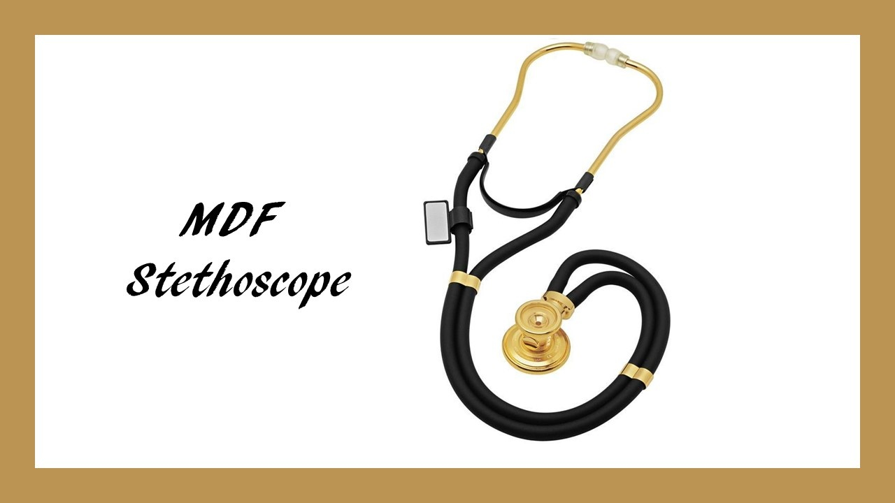 Stethoscope Slide